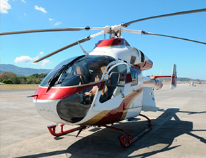 Volar Helicopters Costa Rica  Charter Flights